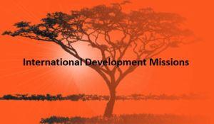 International Development Missions logo