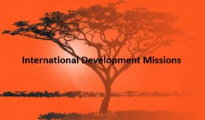 International Development Missions logo